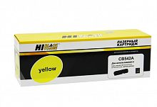 Картридж совместимый HP CB542A/Canon 716Y Yellow (1400k) Hi-Black Toner