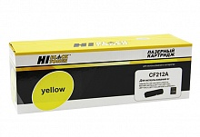 Картридж совместимый HP CF212A/Canon 731Y Yellow (1800k) Hi-Black Toner